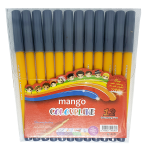 Colour Line - Yellow 12 Pack