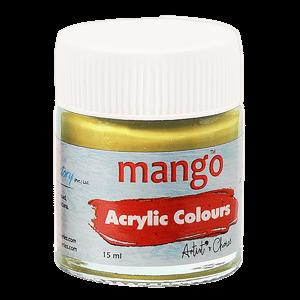 Acrylic Colour - Gold
