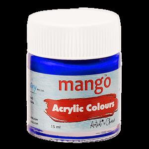 Acrylic Colour - Ultramine Blue