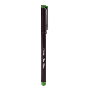 Fine Liner Pen - Green