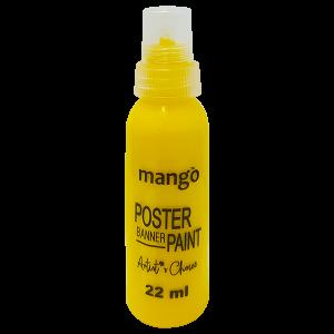 Mango Poster Paint - Yellow