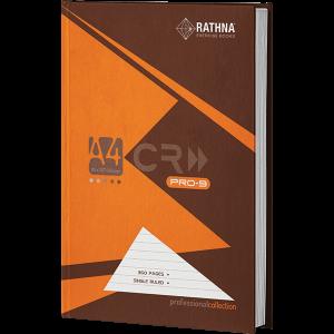 Rathna CR 360Pgs Hardcover Single Ruled