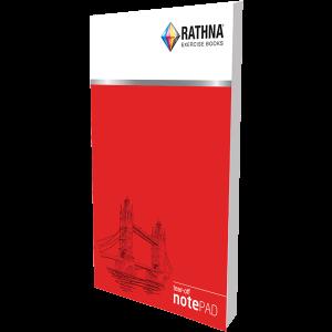 Rathna A5 Tear-Off Notepad 100Pgs