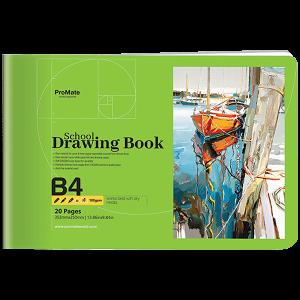 ProMate B4 Drawing Book