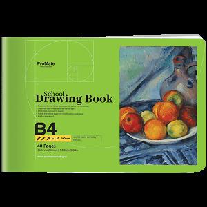 ProMate B4 Drawing 40P