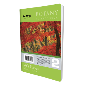 ProMate CR 80Pgs Botany Book