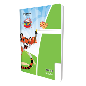 ProMate EX Blank Book 80Pgs