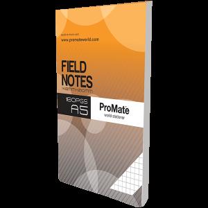 ProMate A5 Field Notebook 160Pgs