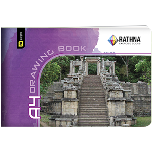 Rathna A4 Drawing Book 20Pgs