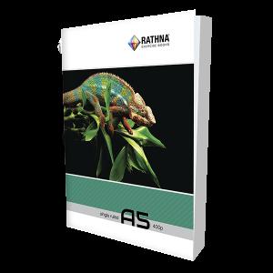 Rathna EX Book Single Ruled 400Pgs