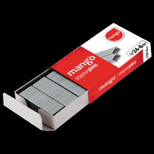 Rathna Stapler Pins No. 24-6-1M