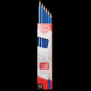 Rathna 2B Pencils - 12 Pencils Pack