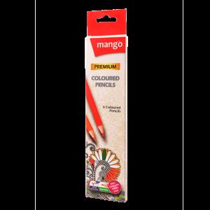 Color Pencil 6 Colors Pack