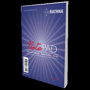 Rathna A6 Notepad 160Pgs